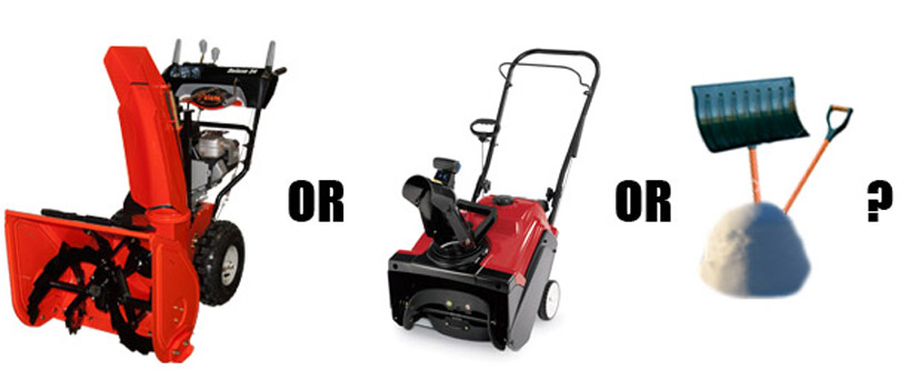 What Kind of Snowblower Should I Buy – Single-Stage Or Two-Stage? Main Image