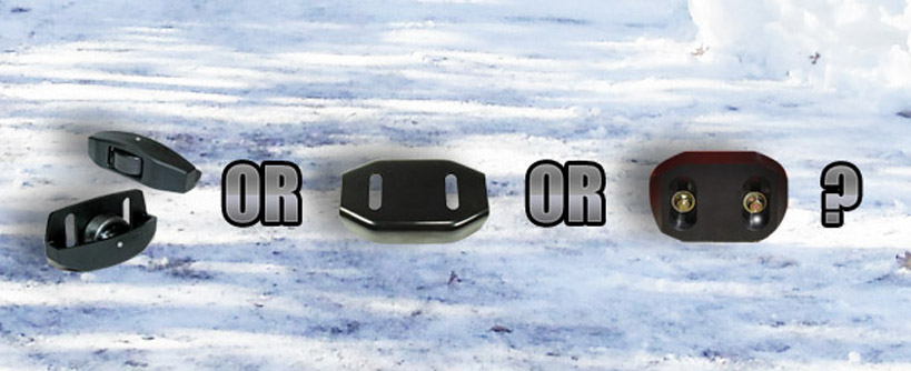 What Types of Snow Skids to Use:  Roller Skid, Steel or Poly? Main Image