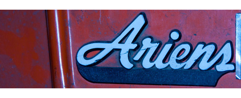 Where to Find The Model and Serial Number on an Ariens Front Tine Roto-Tiller Main Image