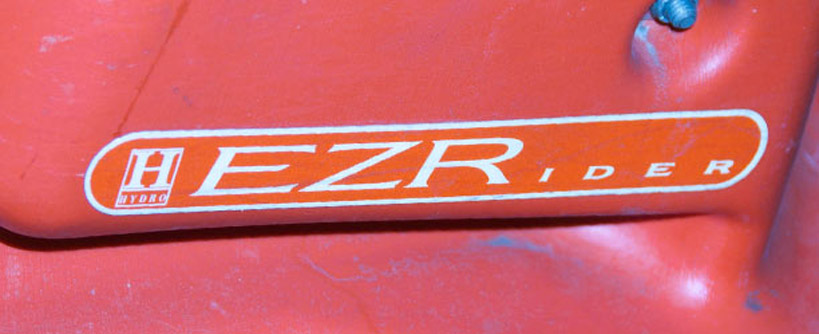Where to Find The Model and Serial Number on an Ariens Zero Turn Riding Mower Main Image