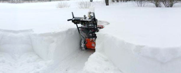 Why is my snowblower clogging or not throwing snow? Main Image