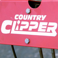 Where to Find The Model and Serial Number on a Country Clipper Zero Turn Lawn Mower Thumbnail