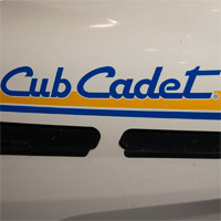 Where to Find The Model and Serial Number on a Cub Cadet Riding Tractor Thumbnail