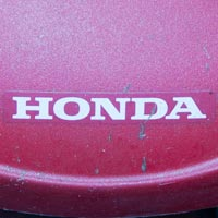 Where to Find the Model and Serial Number on a Honda Push Mower Thumbnail