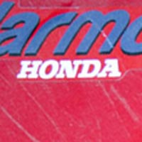 Where to Find the Model and Serial Number on a Honda Riding Mower Thumbnail