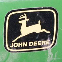 Where to Find the Model and Serial Number on a John Deere Riding Mower or Tractor Thumbnail