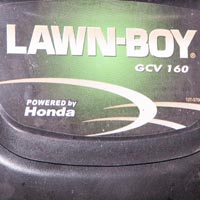 Where to Find the Model and Serial Number on a Lawn-Boy Push Mower Thumbnail