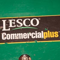 Where to Find the Model and Serial Number on a Lesco Zero-Turn Mower Thumbnail