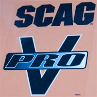 Where to Find the Model and Serial Number on a Scag Pro-V Mower Thumbnail