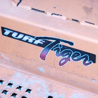 Where to Find the Model and Serial Number on a Scag Turf Tiger Zero-Turn Mower Thumbnail