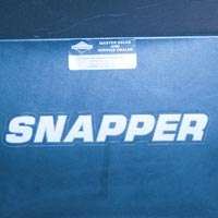 Where to Find the Model and Serial Number on a Snapper Zero-Turn Mower Thumbnail