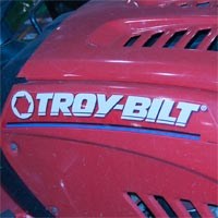 Where to Find the Model and Serial Number on a Troy-Bilt Rider/Tractor Mower Thumbnail