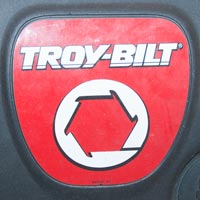 Where to Find the Model and Serial Number on a Troy-Bilt Snow Blower Thumbnail