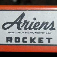 Where to Find The Model and Serial Number on an Ariens Rear Tine Roto-Tiller Thumbnail