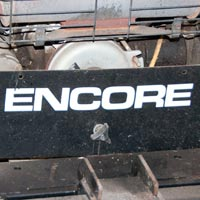 Where to Find the Model and Serial Number on an Encore Zero-Turn Mower Thumbnail