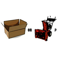 Why to Buy a Snowblower from a Servicing Dealer and NOT a Box Store? Thumbnail