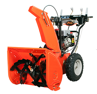 Why is my snowblower clogging or not throwing snow?