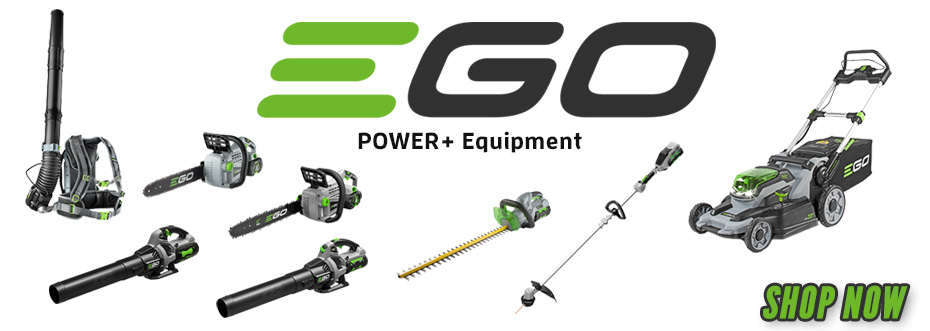 EGO Power+ Power Equipment at RCPW