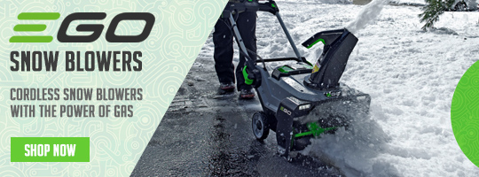 EGO Snowblowers