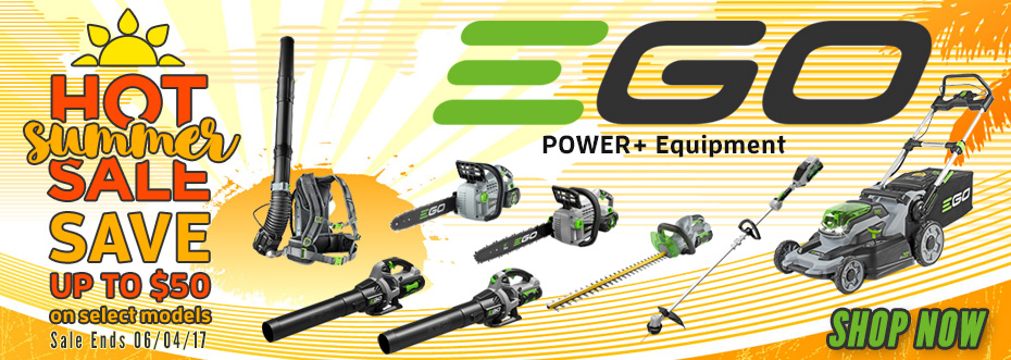 EGO Power+ Equipment Sale: Save up to $50 on select EGO equipment!