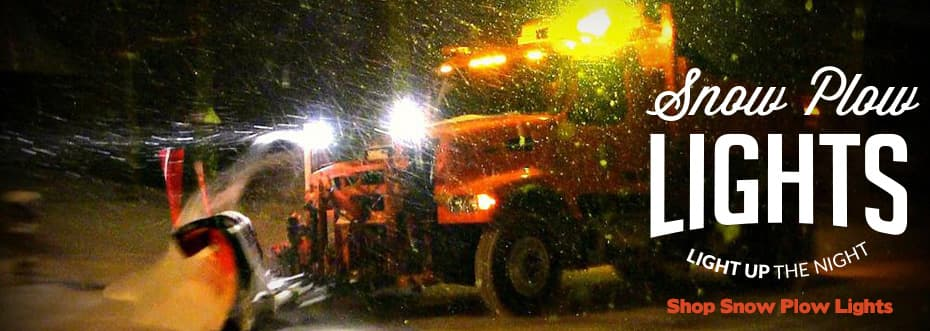 Snow Plow Lights at RCPW
