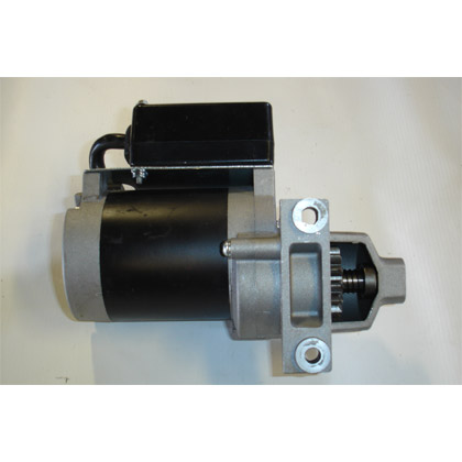 Picture of used 120V Electric Starter Motor w/ Mounted Switch (Like New Condition)