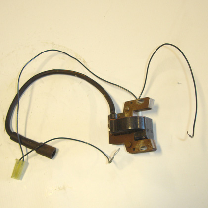 Picture of used Ignition Coil / Magneto Armature