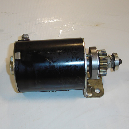 Picture of used Starter Motor
