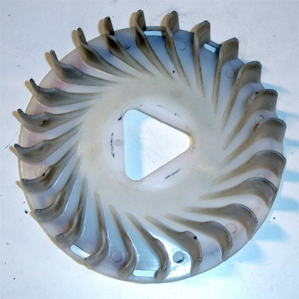 Picture of used Cooling Fan