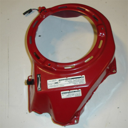 Picture of used Fan Cover Blower Housing