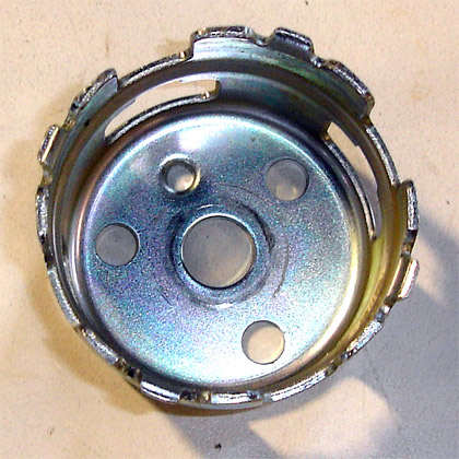Picture of used Starter Pulley