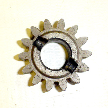 Picture of used 14 Tooth Pinion
