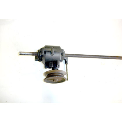 Picture of used Front Transmission