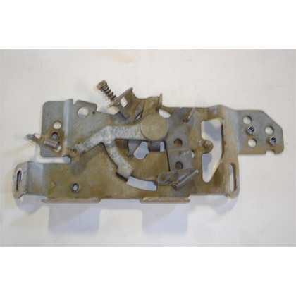Picture of used Throttle Plate
