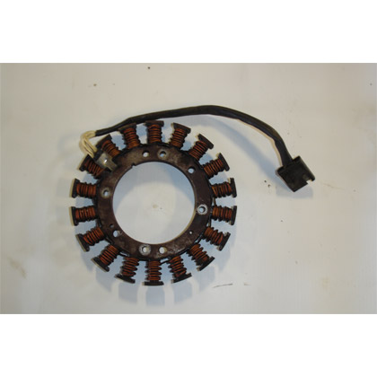 Picture of used Stator