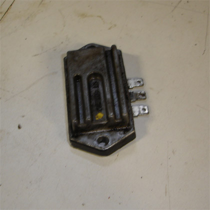 Picture of used Rectifier / Voltage Regulator