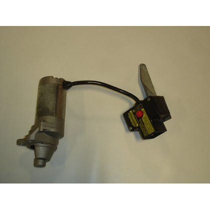 Picture of used Electric Starter Motor