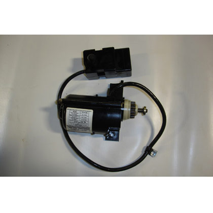 Picture of used Starter