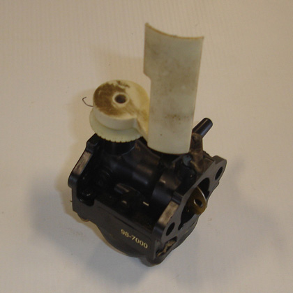 Picture of used Lawn-Boy Carburetor (Needs Rebuilt)