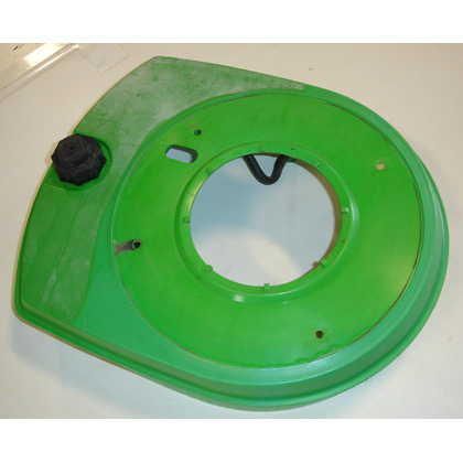 Picture of used Lawn-Boy Shroud and Fuel/Gas Tank Assembly