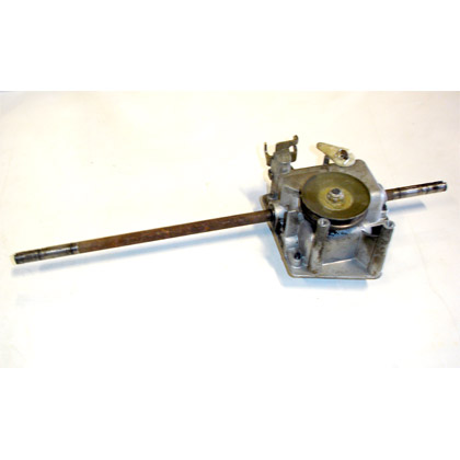 Picture of used Gearcase Assembly