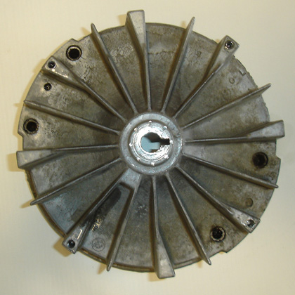 Picture of used Lawn-Boy Flywheel