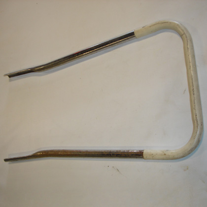 Picture of used Lawn-Boy Upper Handle Section