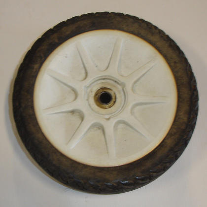 Picture of used Lawn-Boy Rear Wheel Assembly