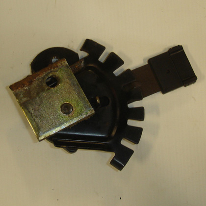Picture of used Lawn-Boy Front Height Adjuster Plate