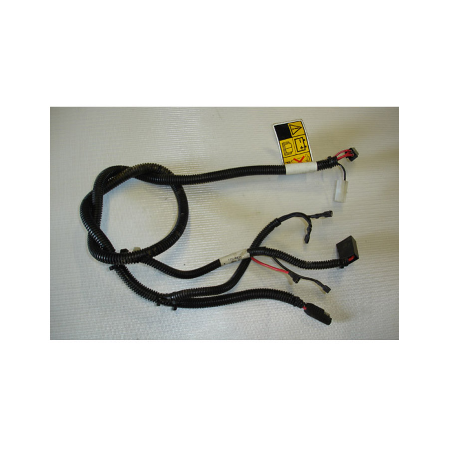 picture of used wire harness click image above to enlarge
