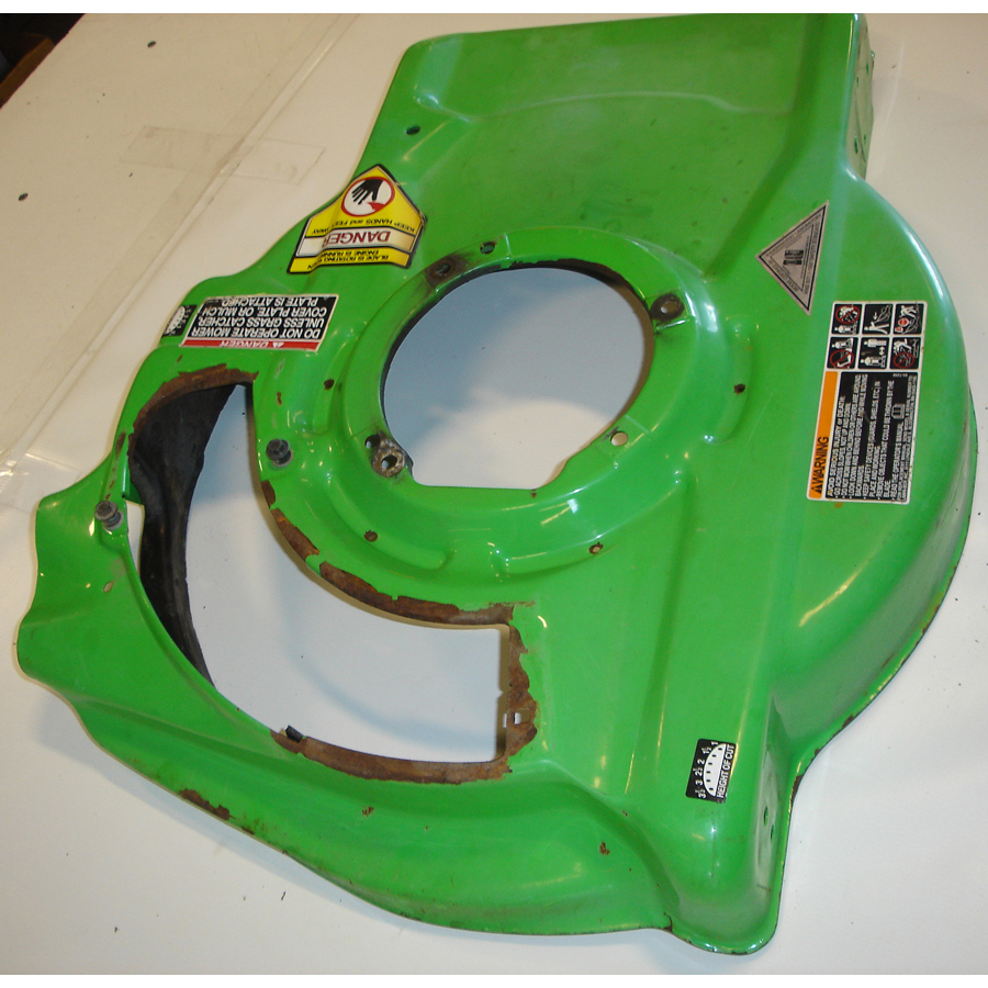Used Toro 98 4471 Lawn Boy Mower Deck Housing Out Of Stock