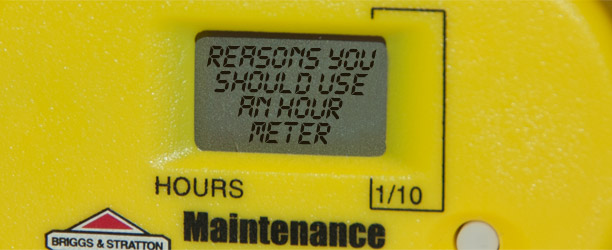 Reasons You Should Use An Hour Meter