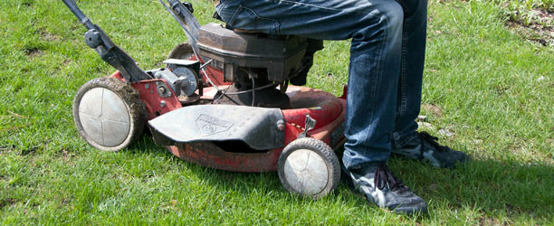 Craftsman riding lawnmower odd problem - Welcome to The Home