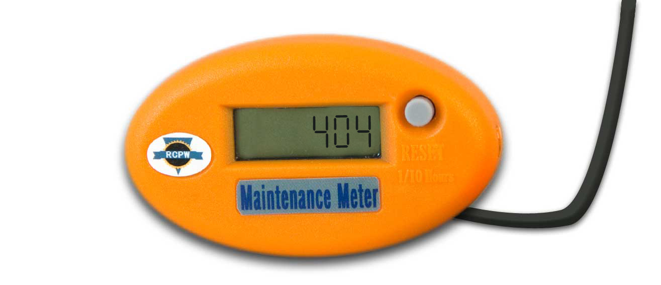 Website Maintenence Meter